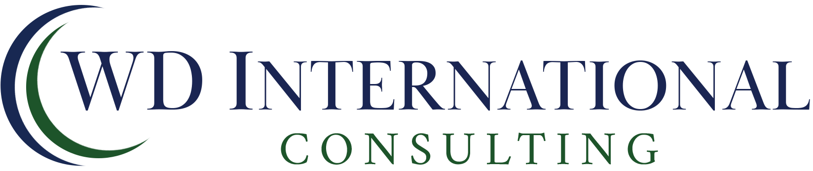 WD International Consulting Logo
